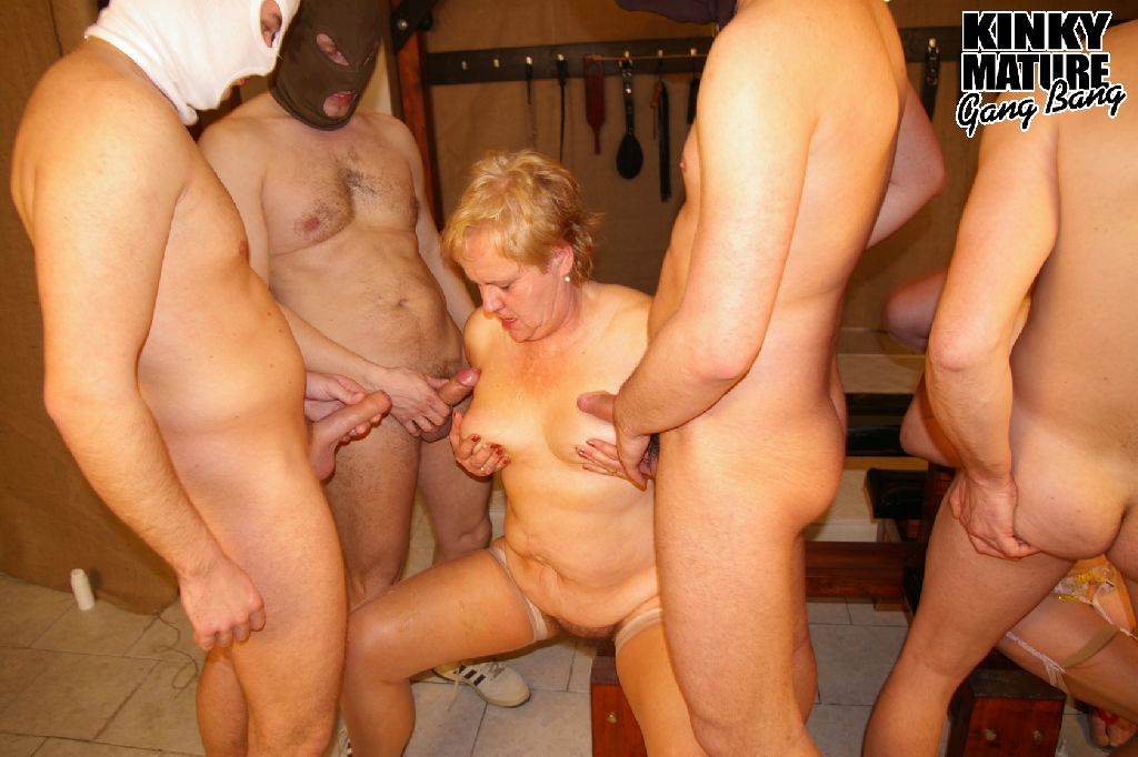 Sorry, that free granny gangbang videos