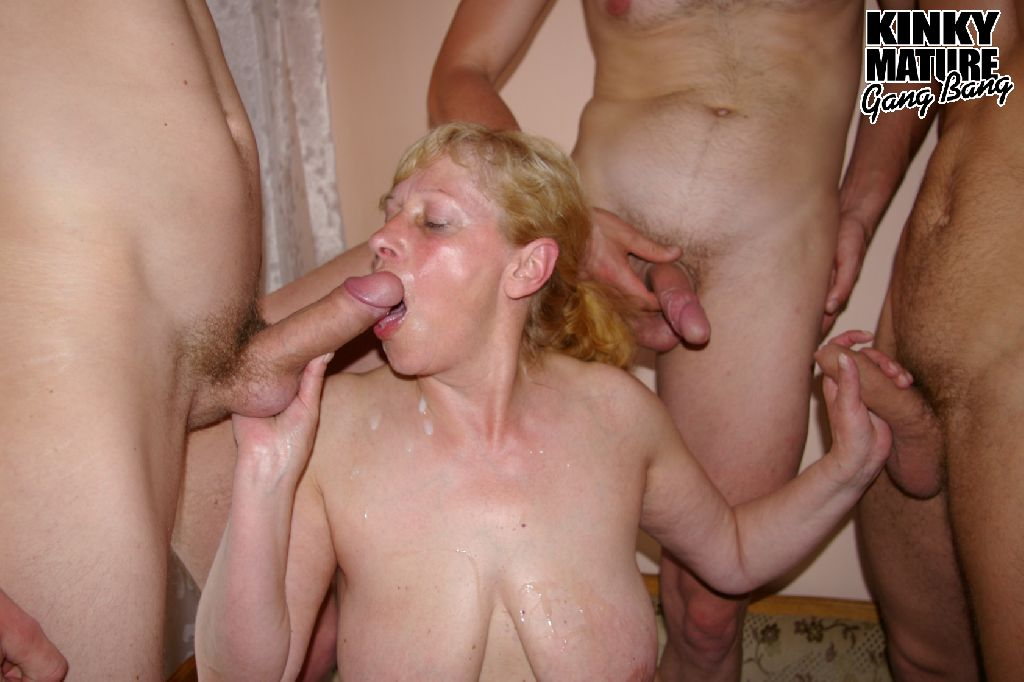 gangbang older escorts