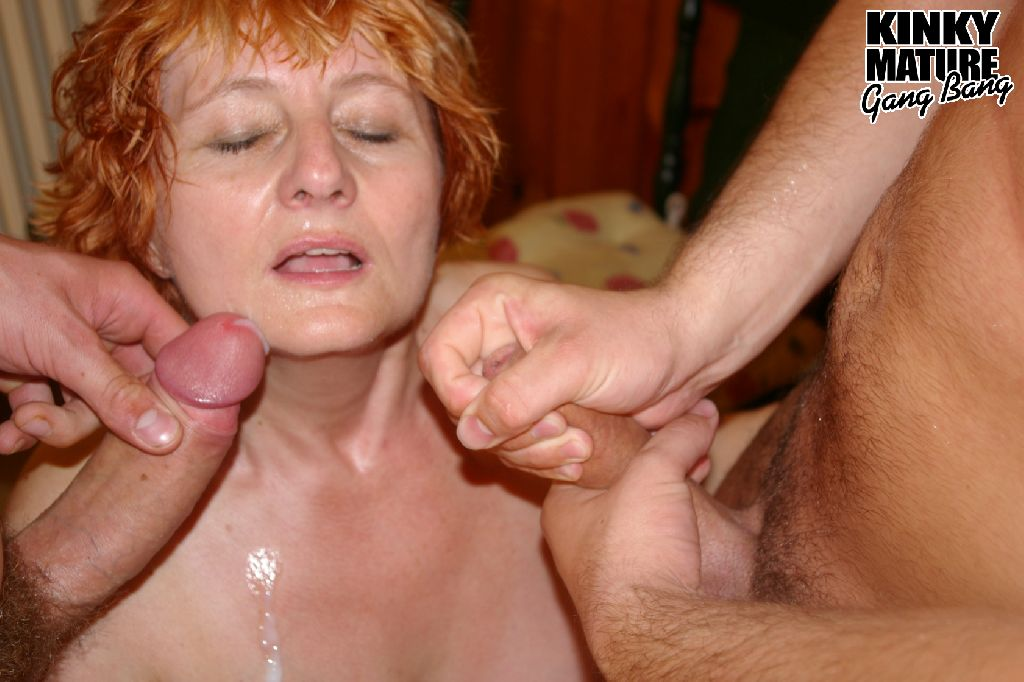 granny mature gangbang multiple partners free