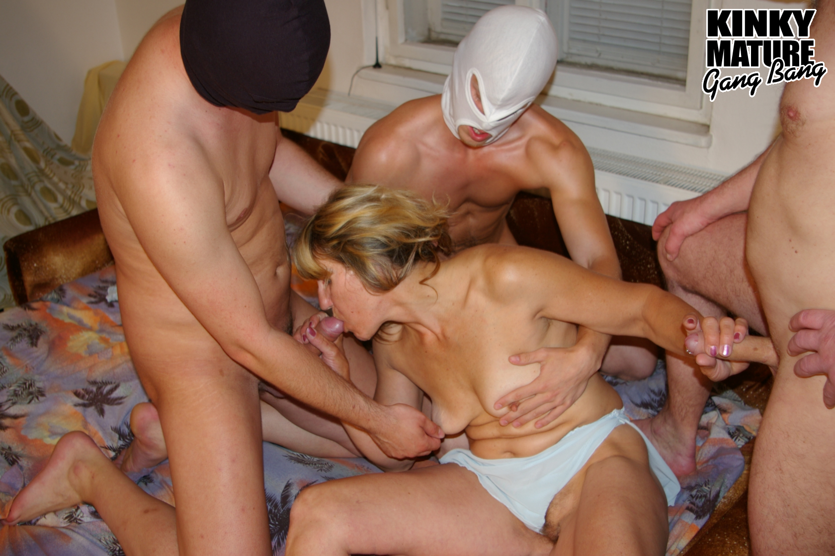 Suggest you Free amateur gangbang movies